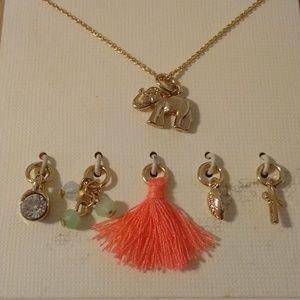 🆕 Lauren Conrad Charm Necklace